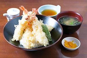 天丼(1,050円)