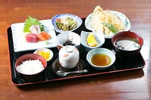 太へい洋御膳(1,500円)