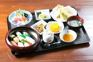 太へい洋まんぷく御膳(2,600円)